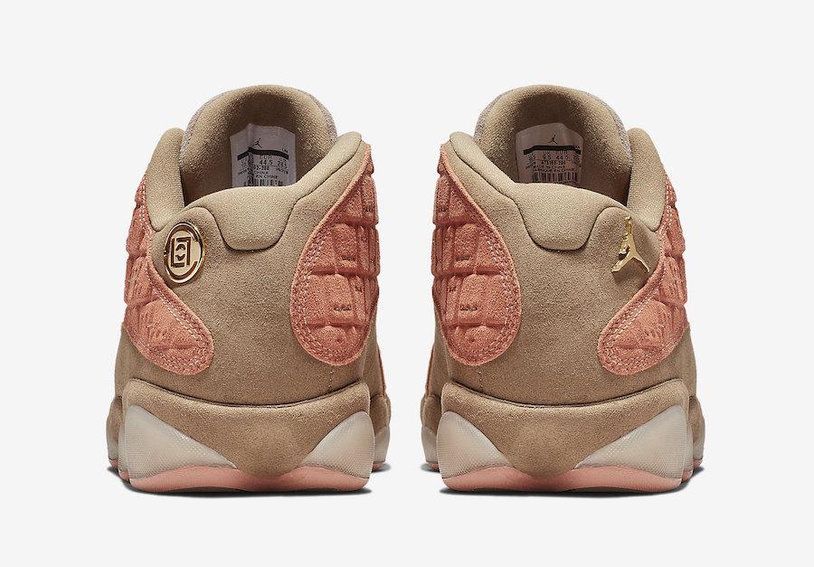 Clot x Air Jordan 13 Low