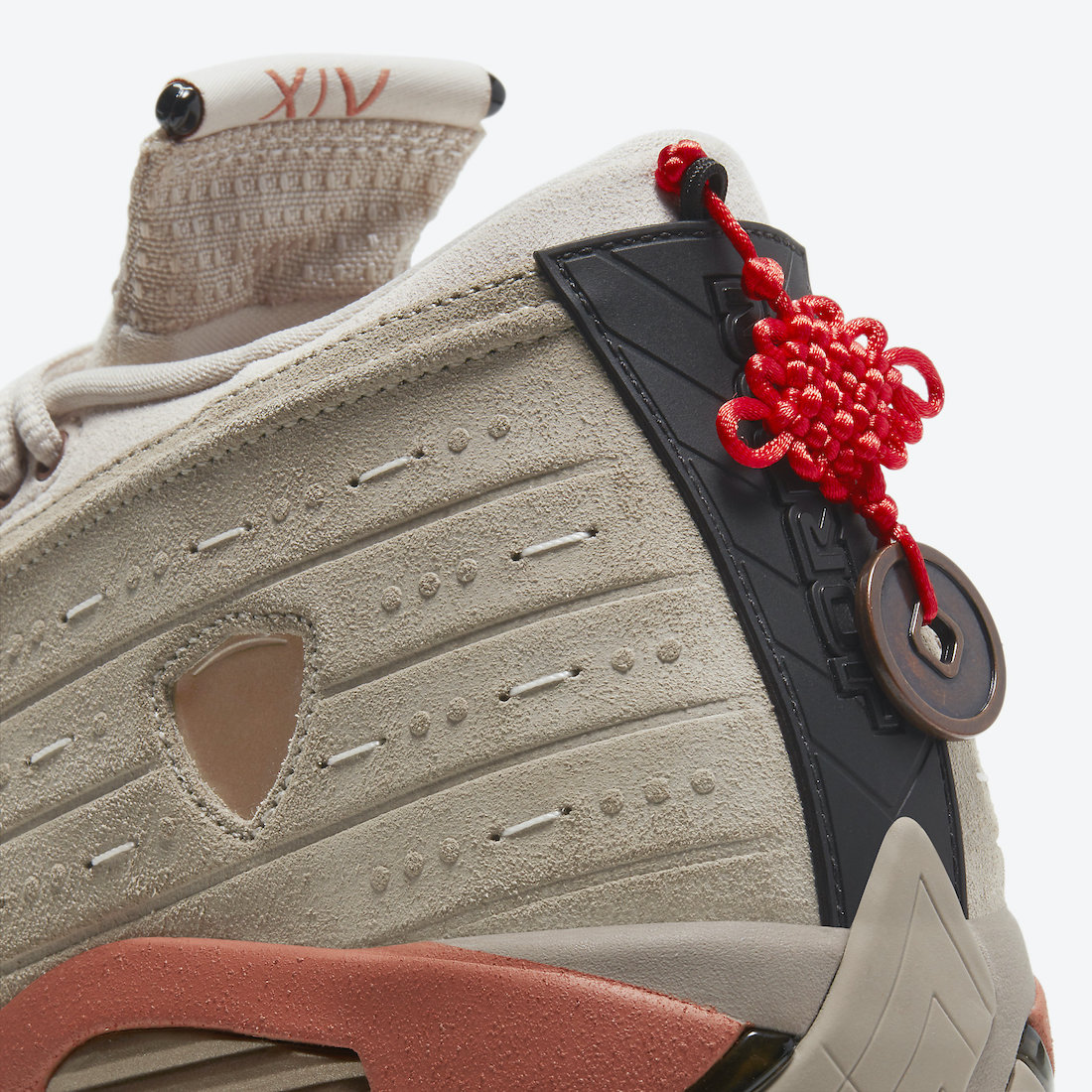 Clot x Air Jordan 14 Low