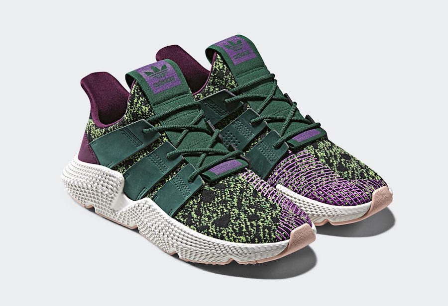 """Dragon Ball Z x adidas Prophere """"Cell"""" Release Date"""