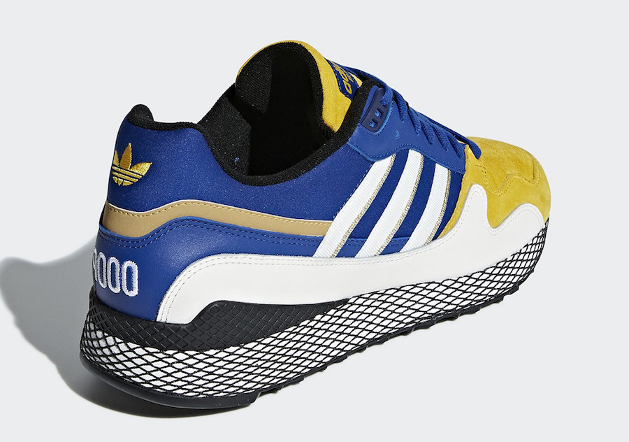 "Dragon Ball Z x adidas Ultra Tech ""Vegeta"""