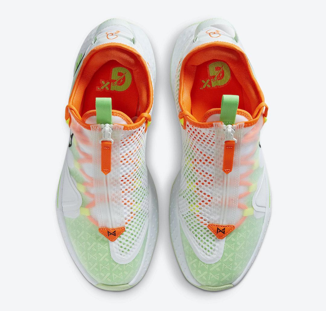 "Gatorade x Nike PG 4 ""White GX"""