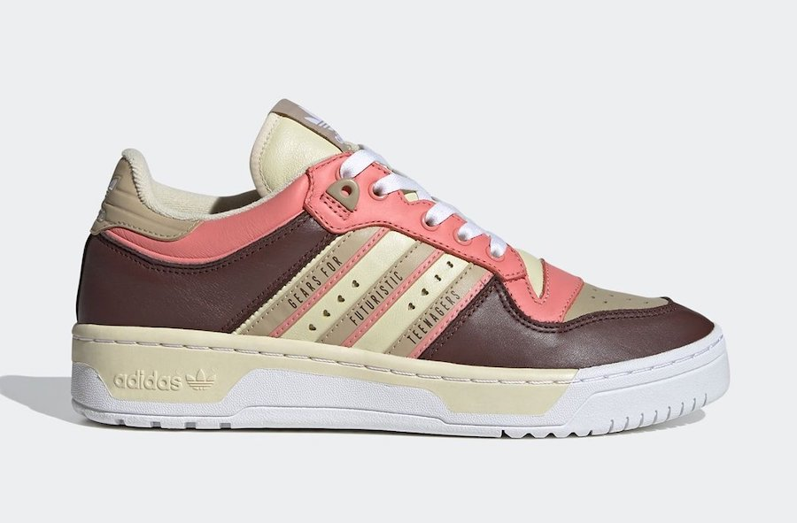 Human Made x adidas Rivalry Low