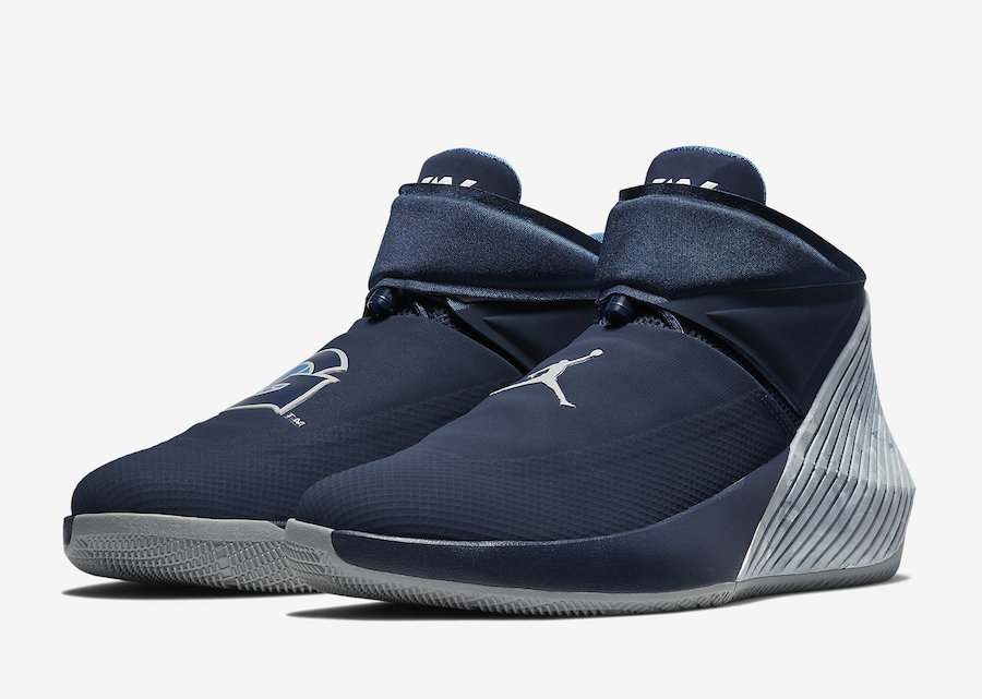 "Jordan Why Not Zer0.1 ""Georgetown"" Release Date"