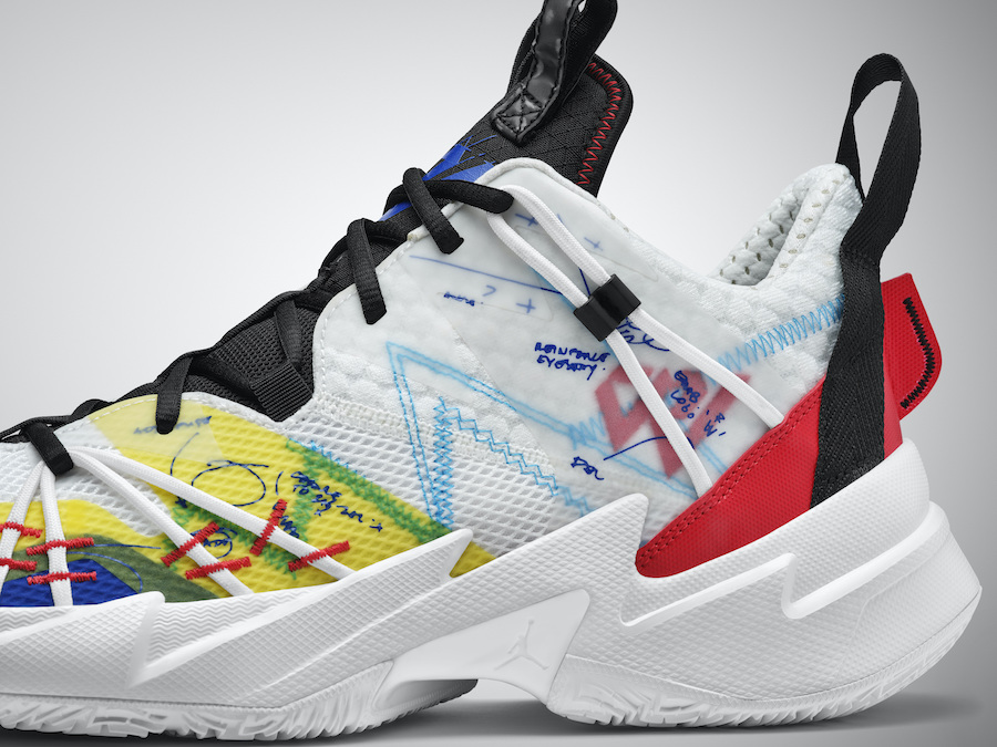 "Jordan Why Not Zer0.3 SE ""Primary Colors"""