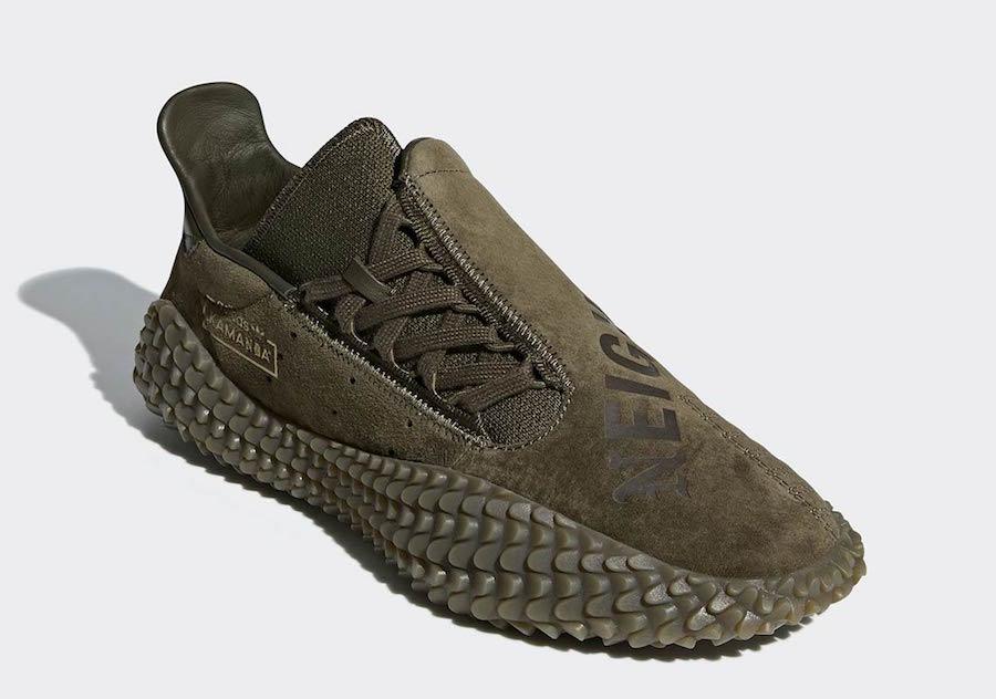 NEIGHBORHOOD x adidas Kamanda
