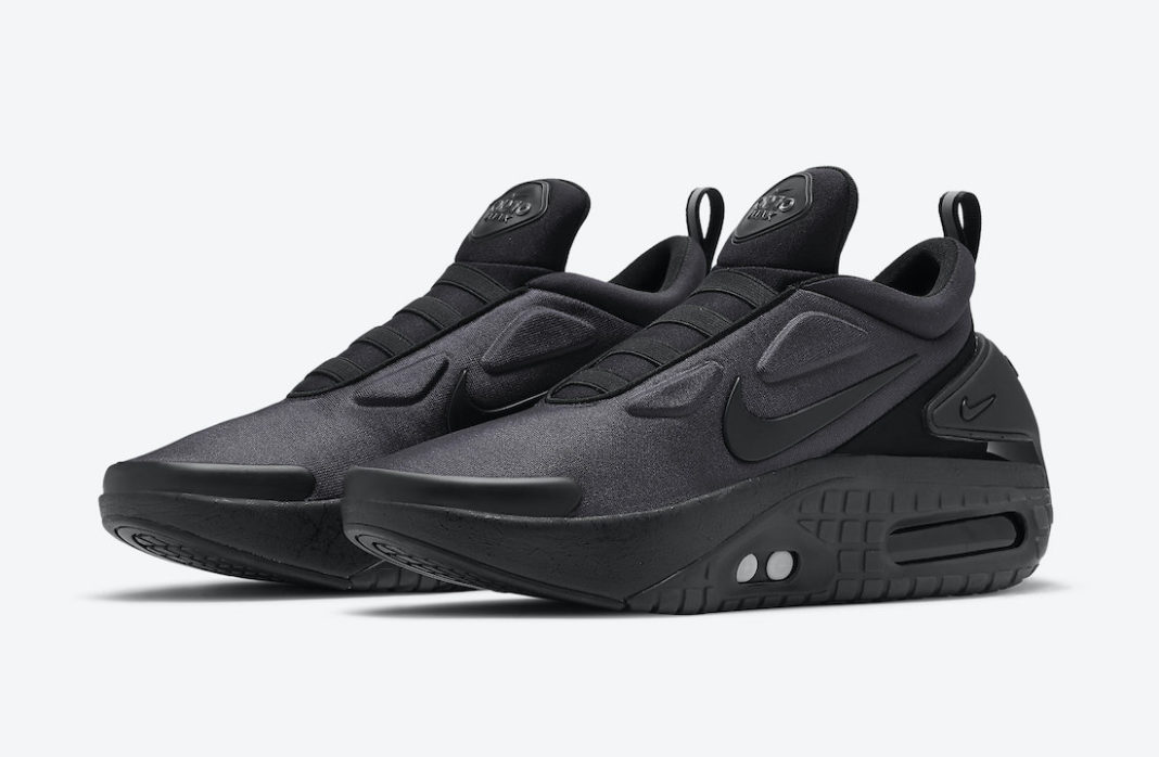 "Nike Adapt Auto Max ""Triple Black"""