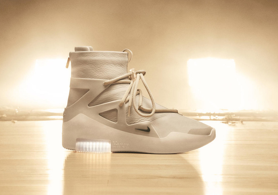 Nike Air Fear of God 1 Release Date