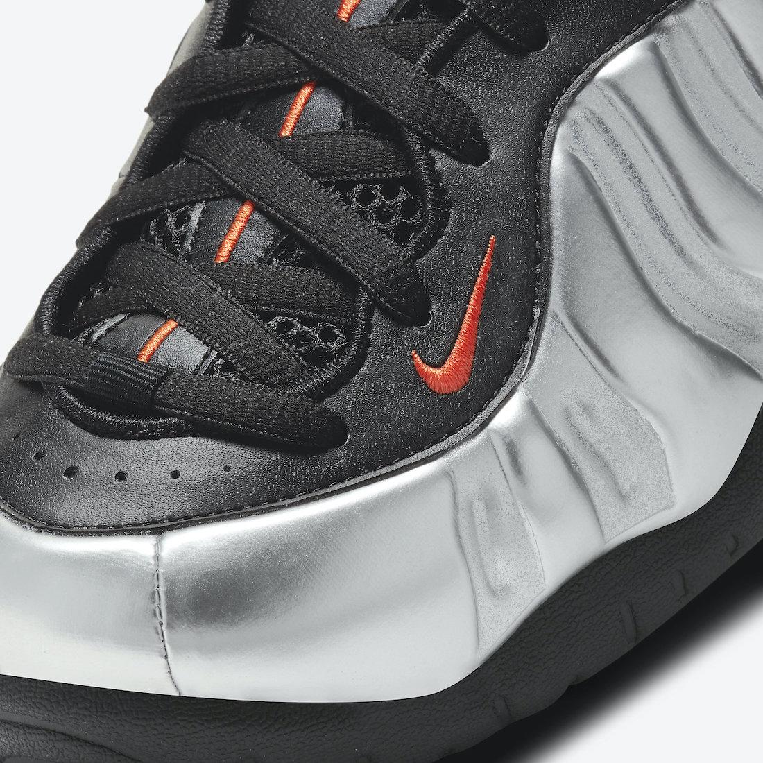 "Nike Air Foamposite Pro ""Halloween"""
