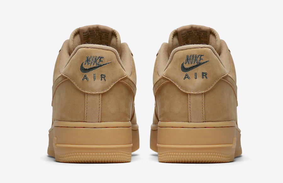 "Nike Air Foce 1 Low ""Flax"""