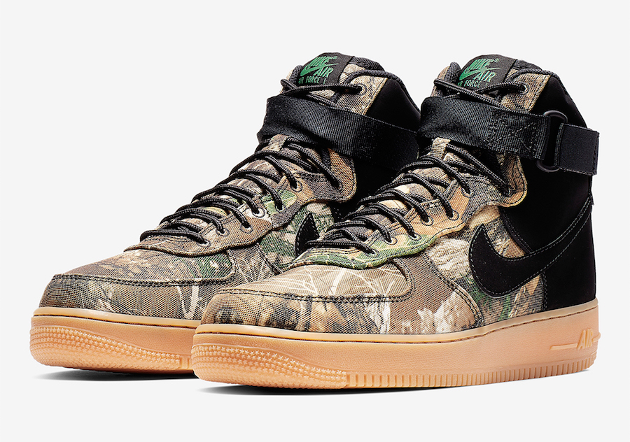"Nike Air Force 1 High ""Realtree"""