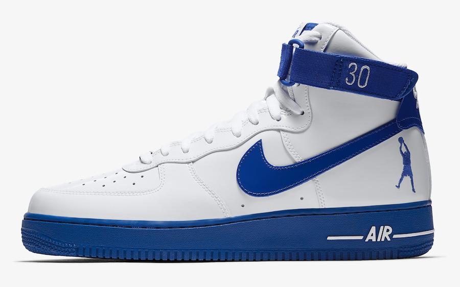 """Nike Air Force 1 High Sheed """"Rude Awakening"""""""