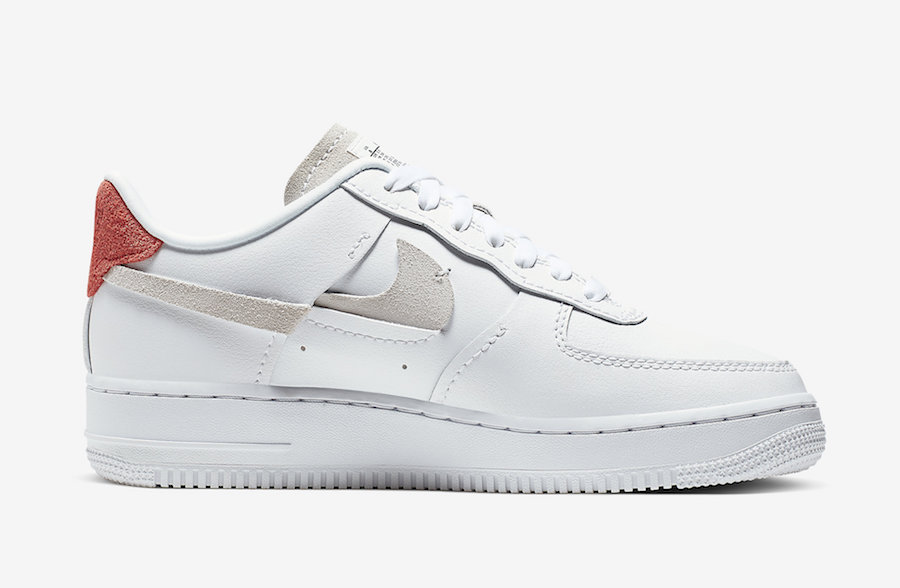"Nike Air Force 1 ""Inside Out"""