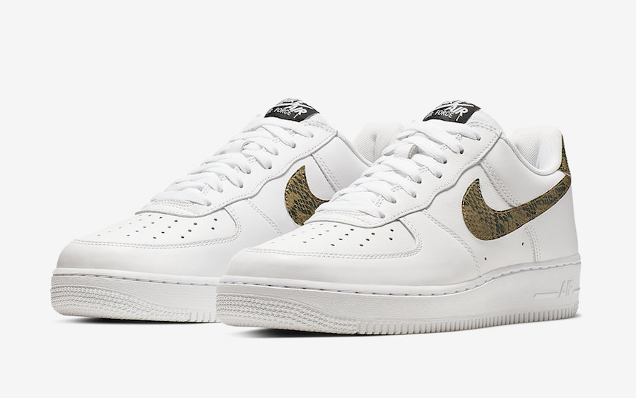 """Nike Air Force 1 Low """"Ivory Snake"""""""