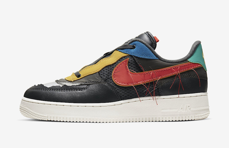 "Nike Air Force 1 Low ""BHM"""