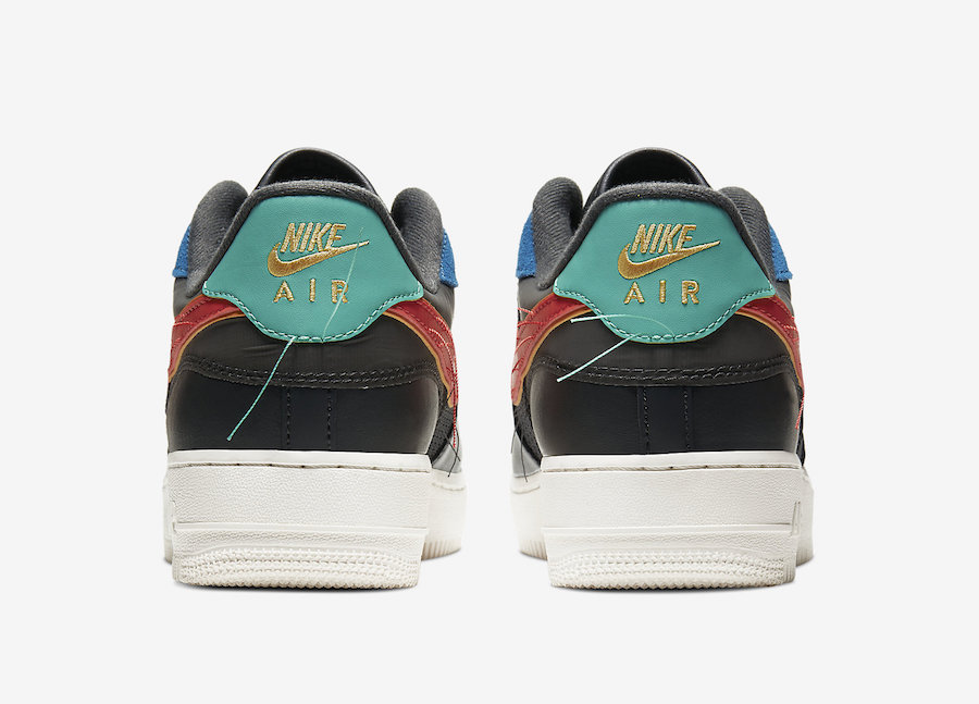 """Nike Air Force 1 Low """"BHM"""""""