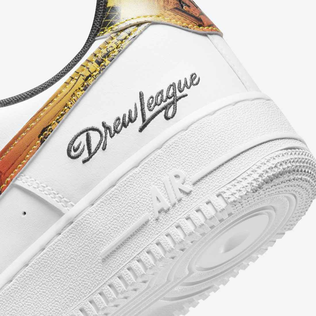 "Nike Air Force 1 Low ""Drew League"""