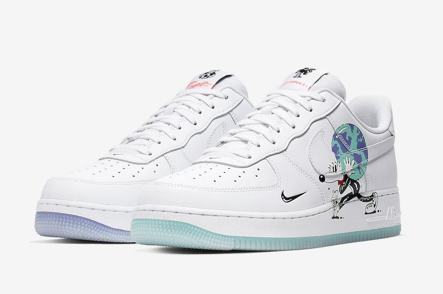 "Nike Air Force 1 ""Earth Day"""