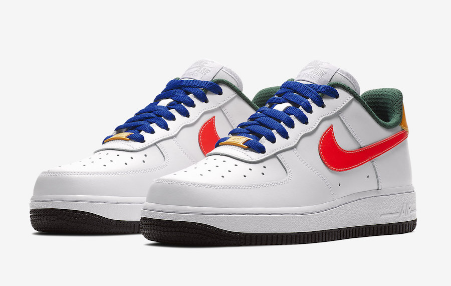 "Nike Air Force 1 Low ""Love"" Release Date"
