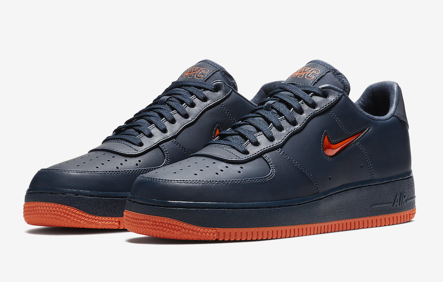 """Nike Air Force 1 Low """"NYC"""" Release Date"""