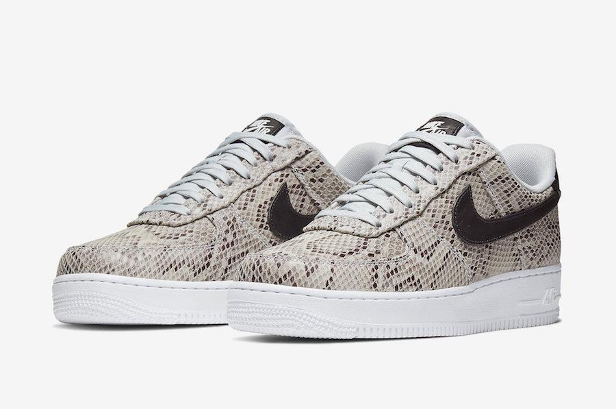 "Nike Air Force 1 ""Snakeskin"""