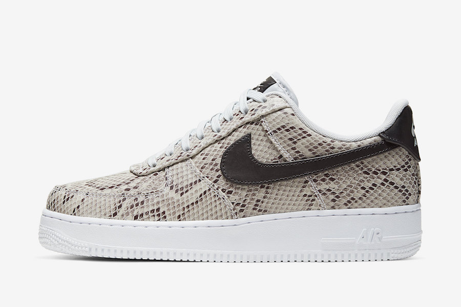 "Nike Air Force 1 ""Snakeskin"""