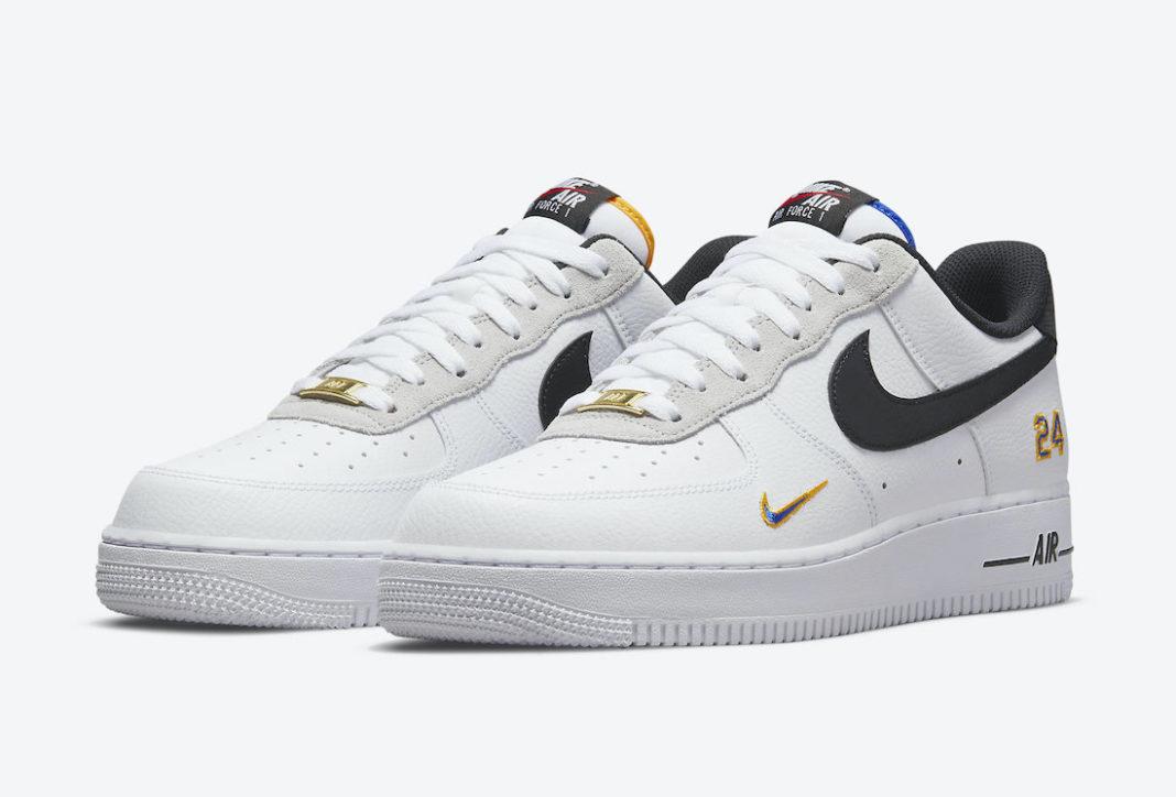 """Nike Air Force 1 Low """"Swingman""""<"""