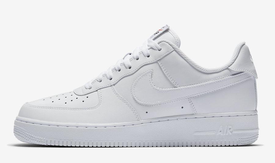 "Nike Air Force 1 ""Swoosh Pack"""
