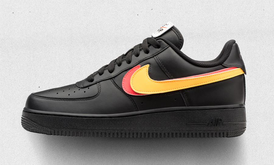 "Nike Air Force 1 ""Swoosh Pack"""