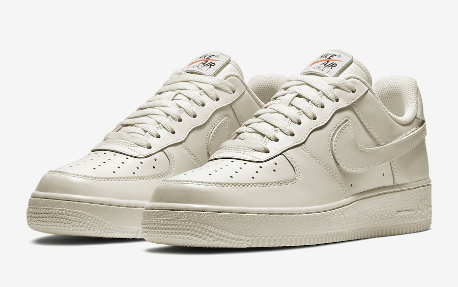 """Nike Air Force 1 """"Swoosh Pack"""" Release Date"""