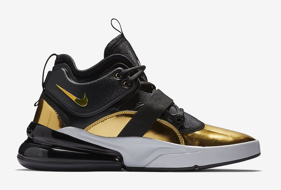 "Nike Air Force 270 ""Gold Standard"""