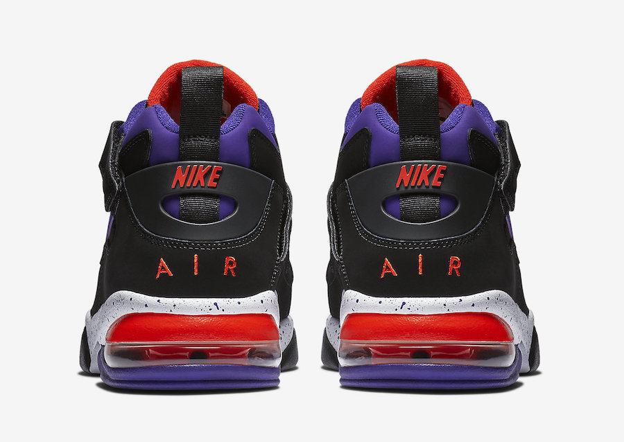 "Nike Air Force Max CB ""Suns"""