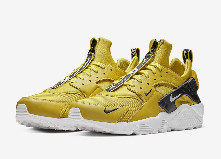 Nike Air Huarache Run PRM Zip Release Date