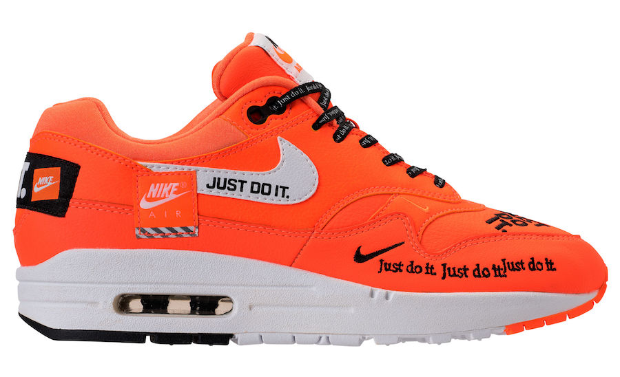 "Nike WMNS Air Max 1 Lux ""Just Do It"""