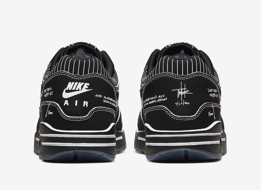 "Nike Air Max 1 ""Sketch To Shelf"""