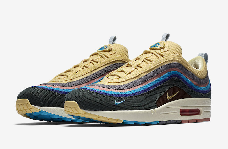"Nike Air Max 1/97 ""Sean Wotherspoon"" Release Date"