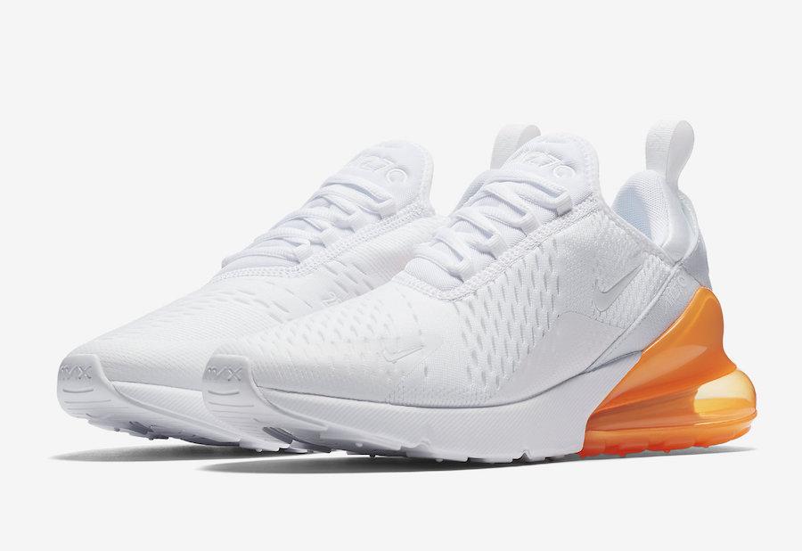 Nike Air Max 270 Release Date