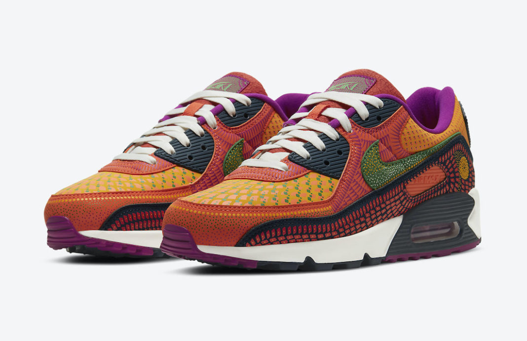 "Nike Air Max 90 ""Day of the Dead"""