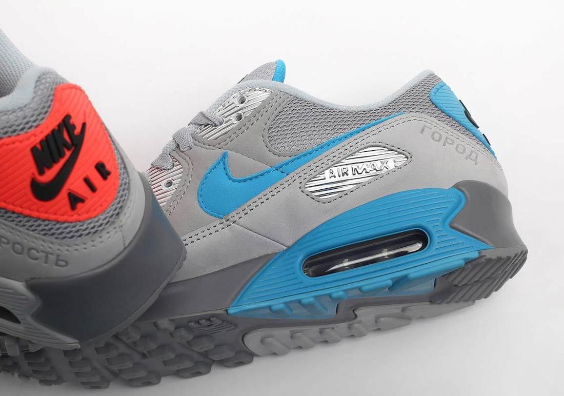 "Nike Air Max 90 ""Moscow"""