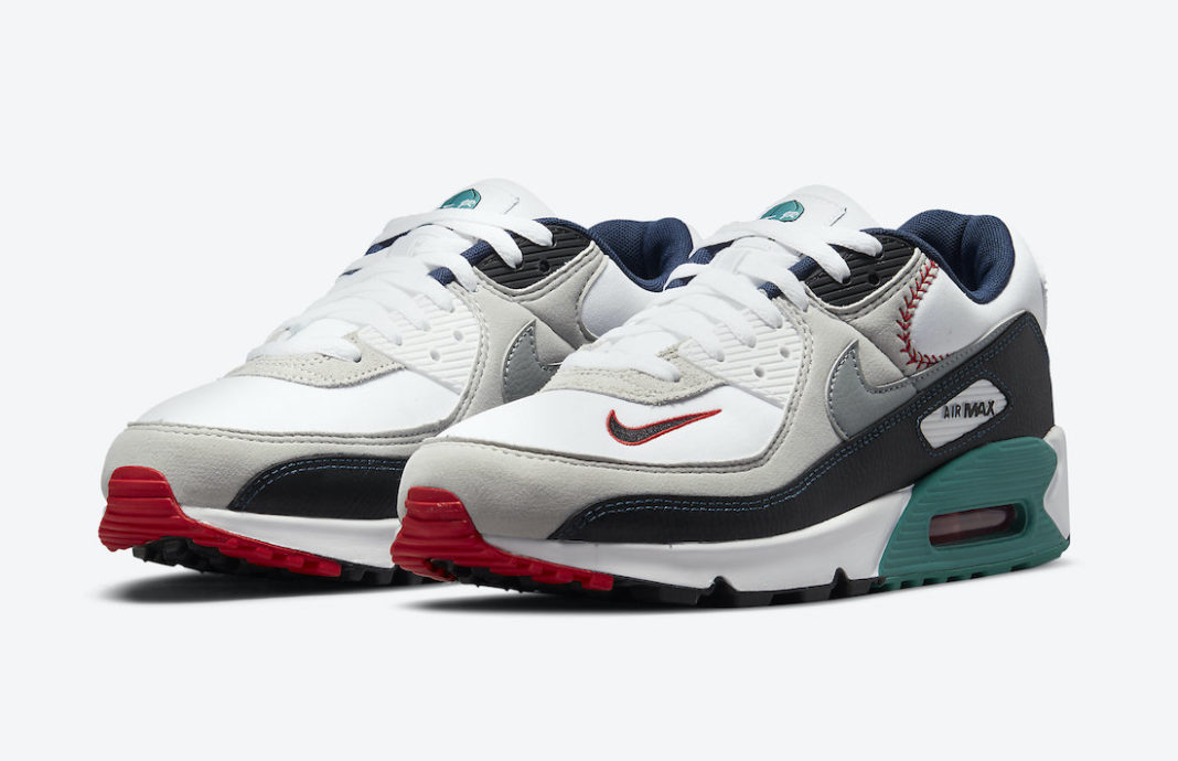 "Nike Air Max 90 ""Swingman""<"