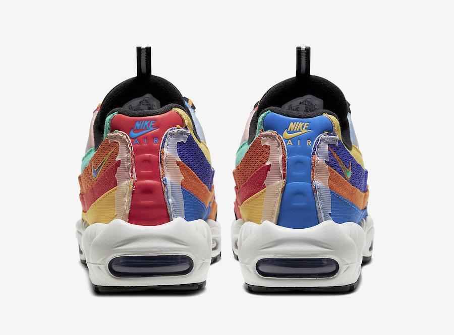 """Nike Air Max 95 """"BHM"""""""