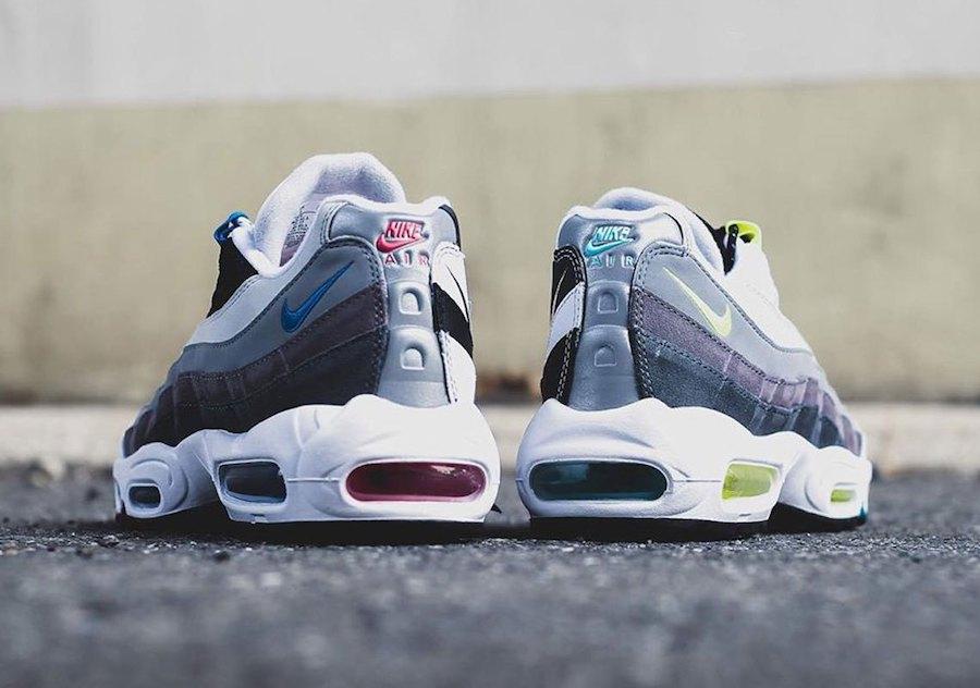 "Nike Air Max 95 ""Greedy 2.0"""