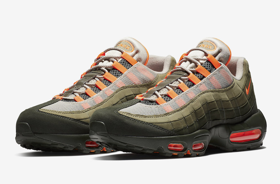 Nike Air Max 95 Release Date