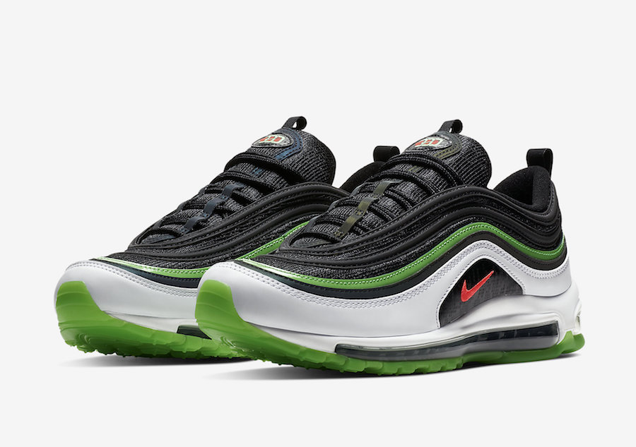 "Nike Air Max 97 ""Dallas"""