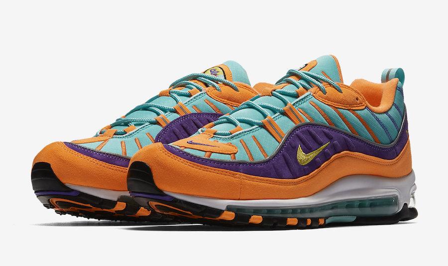 Nike Air Max 98 QS