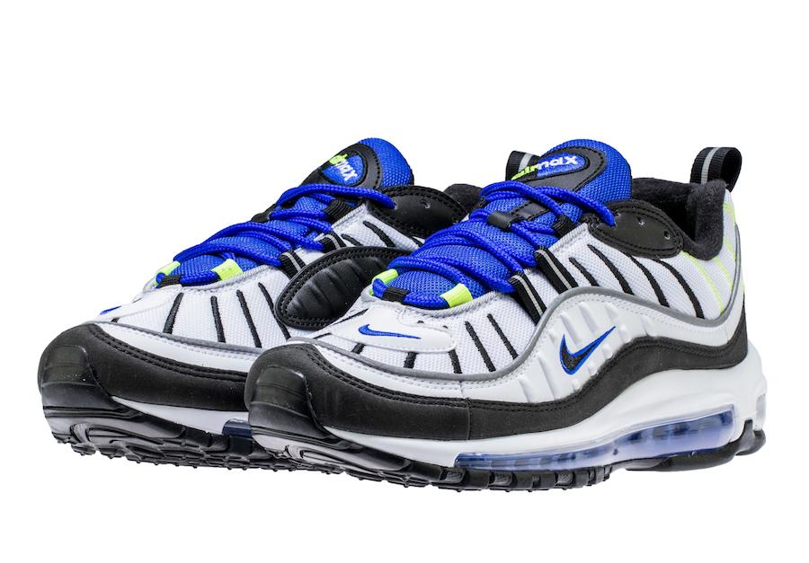 Nike Air Max 98 Release Date