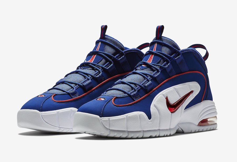 """Nike Air Max Penny 1 """"Lil' Penny"""" Release Date"""