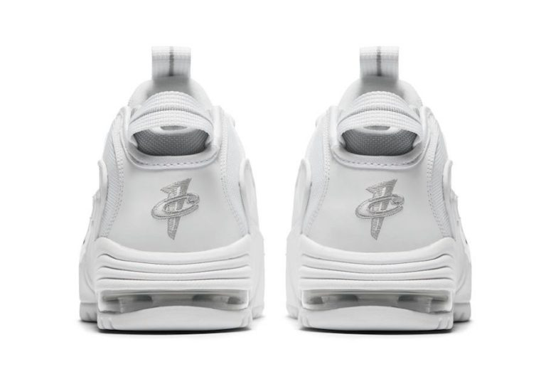 "Nike Air Max Penny 1 ""White Metallic"""