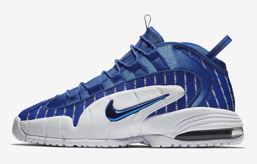 "Nike Air Max Penny ""Pinstripe"""
