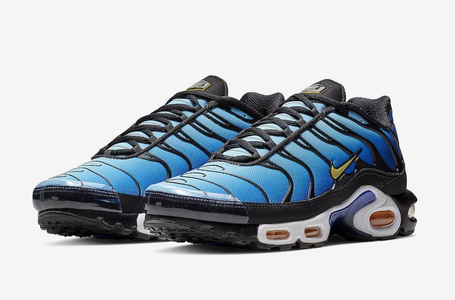 """Nike Air Max Plus """"Hyper Blue"""" Release Date"""