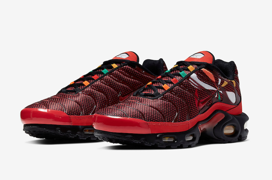 "Nike Air Max Plus ""Sunburst"""